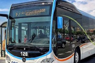 Los autobuses municipales de Santander serán gratis por las tardes