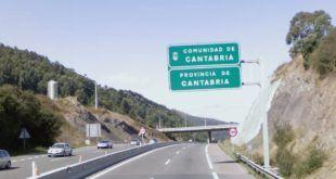 SE PROHIBIRÁ LA ENTRADA EN CANTABRIA A TODOS LOS QUE CONFUNDAN SANTANDER CON CANTABRIA - CARTEL DE CANTABRIA