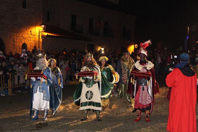 Auto Sacramental y Cabalgata de Reyes Magos de Santillana es Fiesta de Interés Turístico Nacional