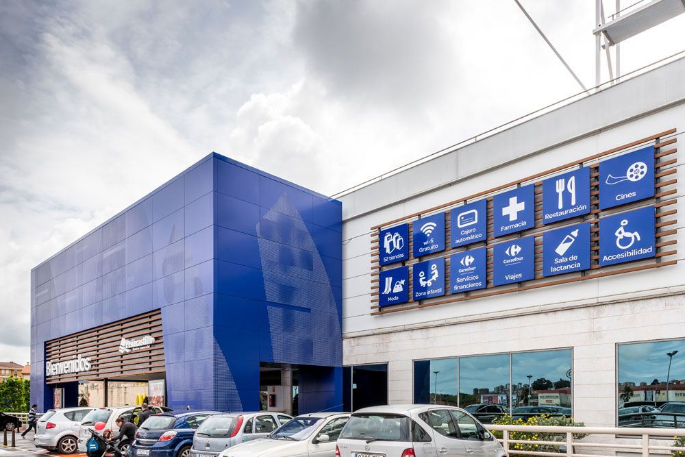 Centro Comercial Peñacastillo (Santander)