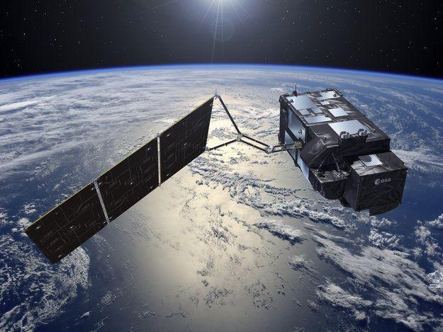 Sentinel-3 - Vía ESA