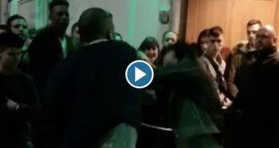 VIDEO UN DETENIDO TRAS UNA PELEA EN UNA DISCOTECA DE SANTANDER