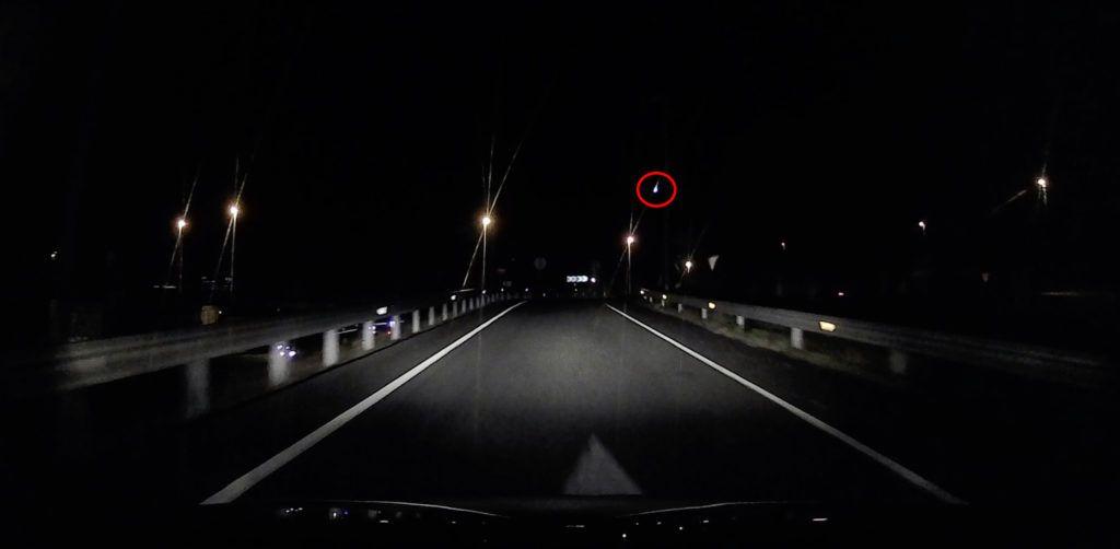 Video Avistamiento de un meteorito en Cantabria