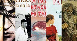 5 LIBROS DE AUTORES CÁNTABROS PARA REGALAR EL DíA DEL LIBRO