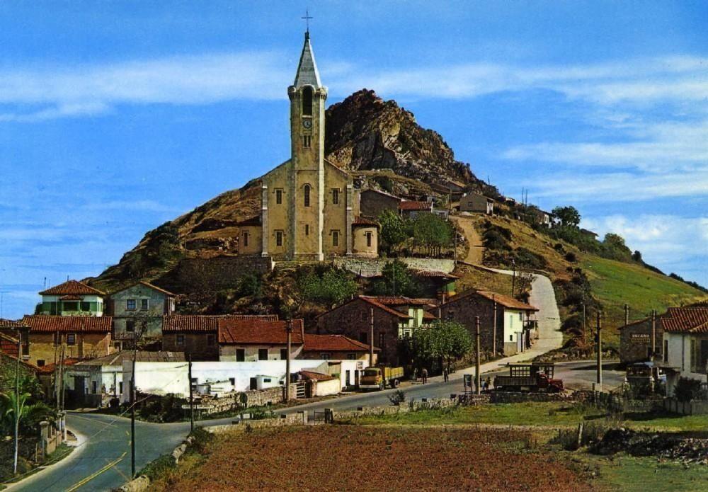 Iglesia de Peñacastillo