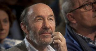 Fallece Alfredo Pérez Rubalcaba
