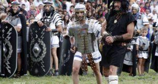 Las Guerras Cántabras declarada Fiesta de Interés Turístico Internacional