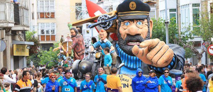 Carrozas de las Fiesta de San Mateo Reinosa 2019 - Ayto. Reinosa