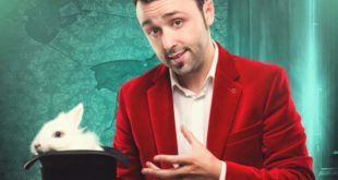 Reinosa Mágica - I Festival Internacional de Ilusionismo de Reinosa