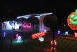 video La casa iluminada de Parbayon se viste de Halloween