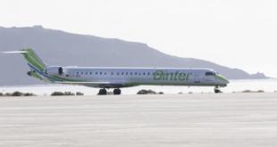 Binter Canarias unirá desde primavera Santander con Canarias - Europa Press