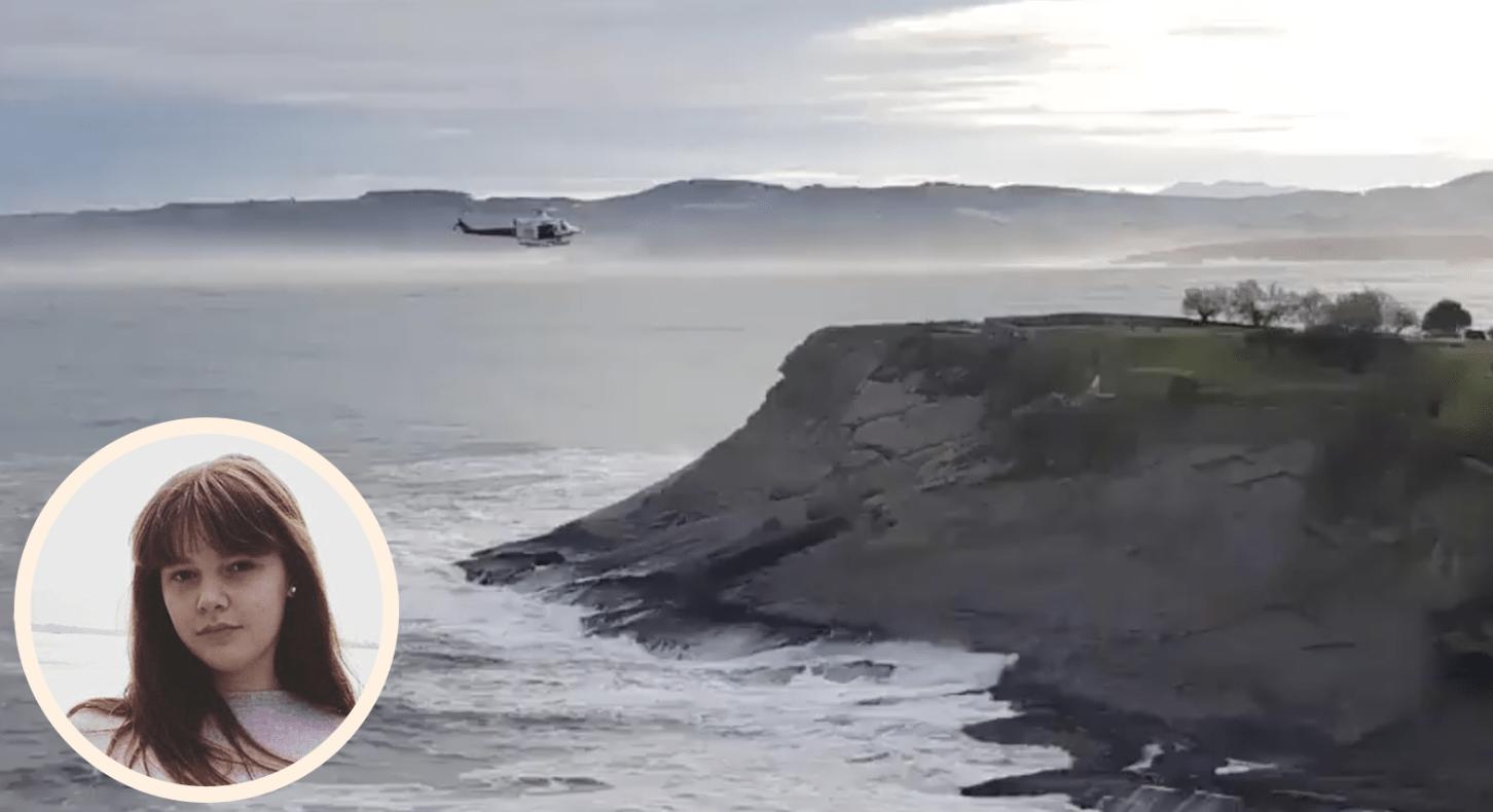 Hallan el cuerpo de la niña desaparecida en Santander