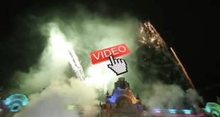 Encendido de luces de Navideñas de Santander 2019