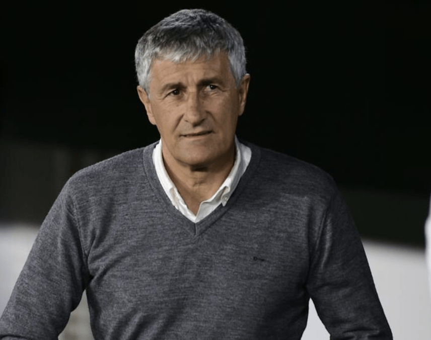 EL CÁNTABRO QUIQUE SETIÉN NUEVO ENTRENADOR DEL BARSA - El Mundo Deportivo