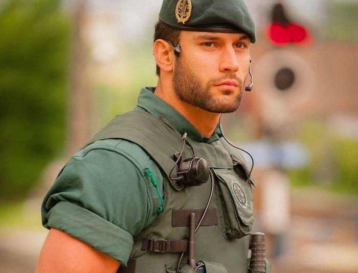 Jorge Pérez, el Guardia Civil cántabro será concursante de Supervivientes