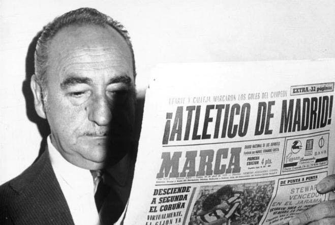 TORRELAVEGA DEDICA UNA CALLE A VICENTE CALDERÓN, EXPRESIDENTE DEL ATLÉTICO DE MADRID