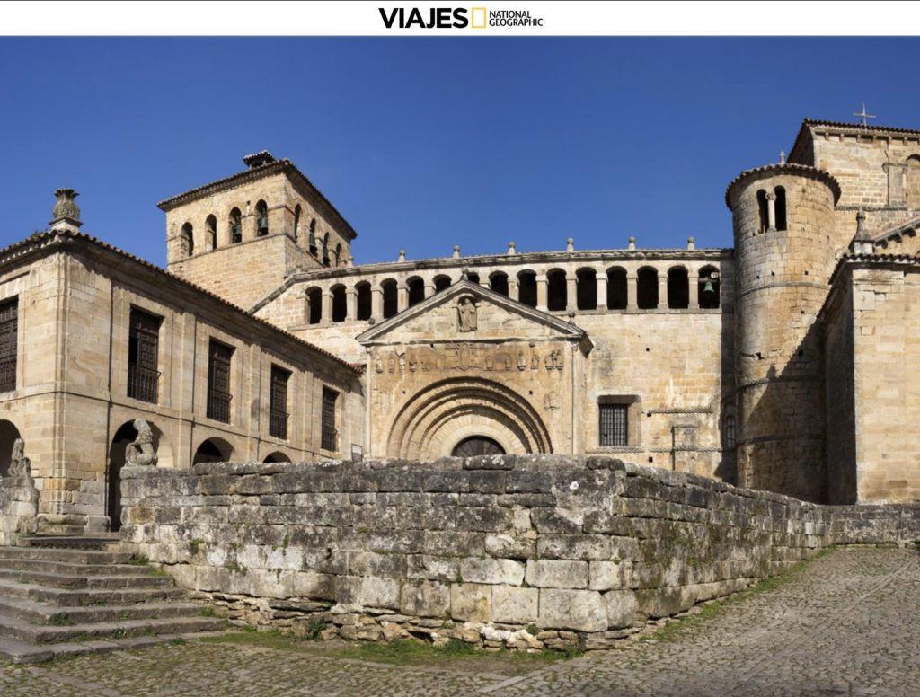 SANTILLANA DEL MAR, ENTRE LOS PUEBLOS MEDIEVALES MÁS BONITOS DE ESPAÑA SEGÚN NATIONAL GEOGRAPHIC