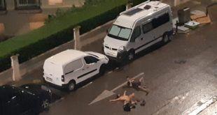 VIDEO HOMBRE DESNUDO EN VALDENOJA SANTANDER BAJO LA TORMENTA