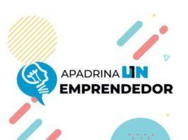 Cartel de Apadrina un Emprendedor