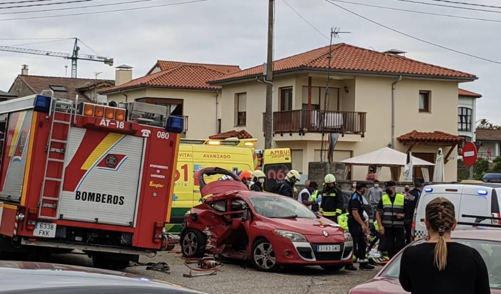 #JusticiaCorbán: Las redes sociales piden justicia para las chicas del accidente en Corbán