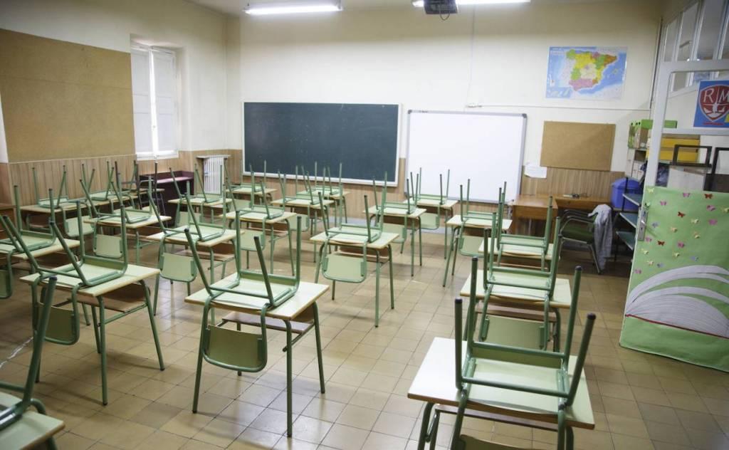 MAÑANA NO HABRÁ CLASES EN LOS COLES DE CANTABRIA