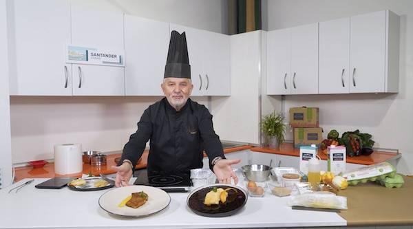 Receta de la Leche Frita - Cocinando Cantabria