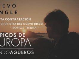 """""""Picos de Europa"""": La nueva canción de Nando Agüeros"""