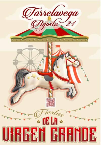 Programa completo de las Fiestas de la Virgen Grande de Torrelavega 2021