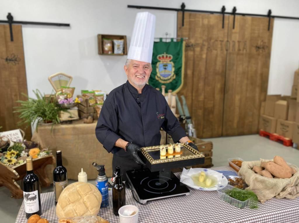 Receta: Patatas de Valderredible rellena de carne IGP Cantabria