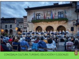 Santillana del Mar finaliza con éxito su programa 'Santillana al Aire' - Ayuntamiento de Santillana del Mar